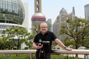 Manfred Zimmermann fotografierte in China - Gegenwart ist Zukunft