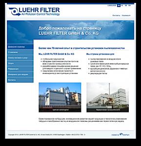 LÜHR FILTER GmbH