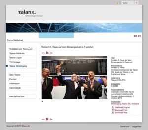Multimedia-Datenbank-Software ImagePlant: Ein großer Erfolg