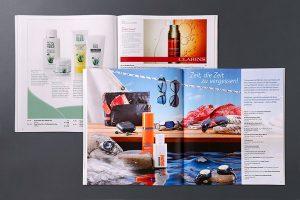 Das EUROMEDIAHOUSE gestaltet den TUIfly Bordshop-Katalog