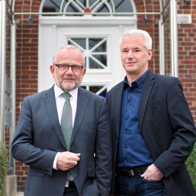 Manfred Zimmermann und Thomas Bräunig