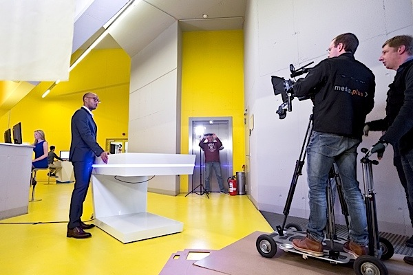 Digital Workplace, Making of