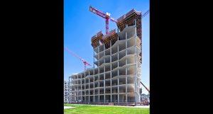 Rohbau, Architektur,Euromediahouse
