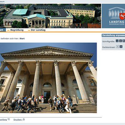 Landtag vor Ort