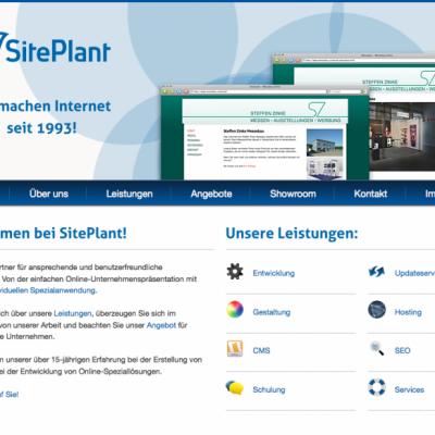 www.siteplant.de
