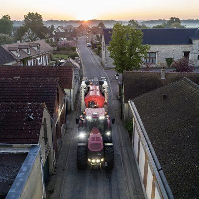 Luftbild, Drohne Euromediahouse