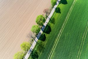 Drohnenfotografie, Luftbild, Drohne
