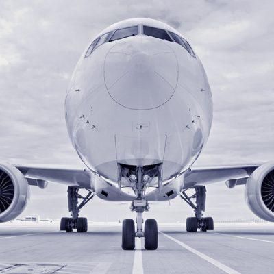 Flugzeug B777