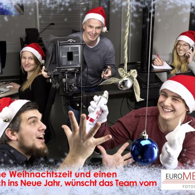 Weihnachtsgruss, Euromediahouse