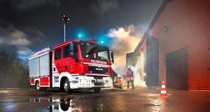 MAN Feuerwehr, Euromediahouse